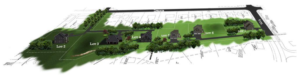 3D Site Plan Renderings Low Cost Home Renderings Cad – Site Plan Renderings